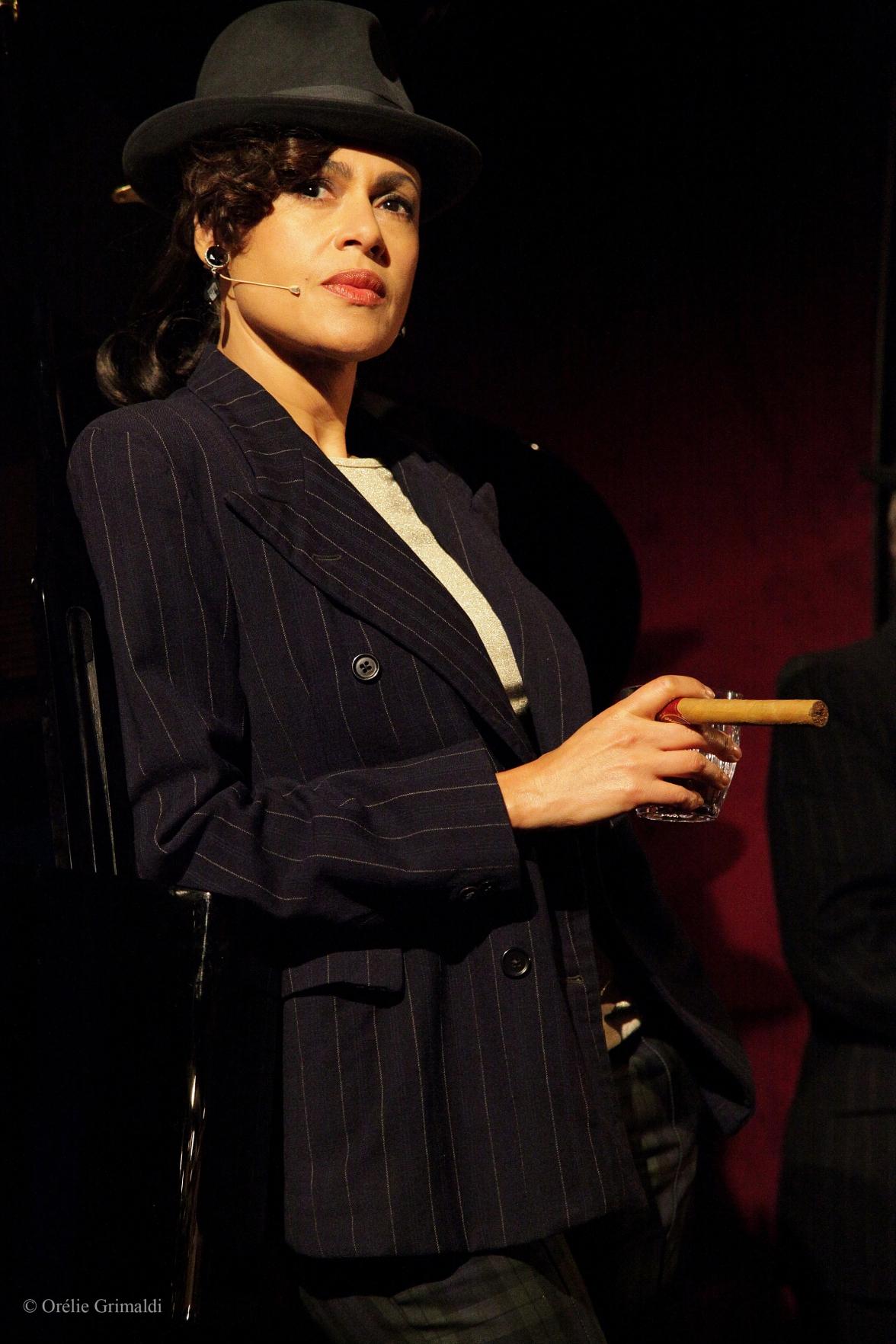 Viktor Lazlo Billie Holiday