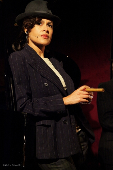 "Viktor Lazlo ""Billie Holiday"""