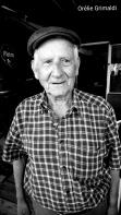 Ignace Giacobetti juillet 2016. 92 ans.