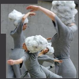MATIE ET TOINETTE 100cm/100cm Ballet Désaxé 2017