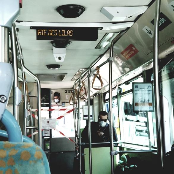 Le bus 96.