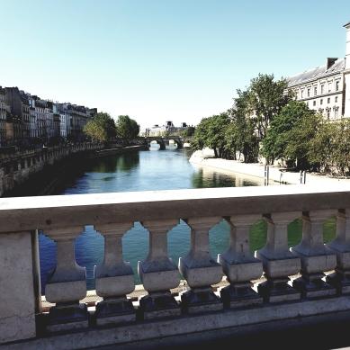 Pont Saint-Michel.