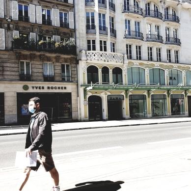 Rue de Rennes.