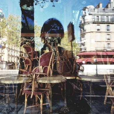 La Coupole. Montparnasse.